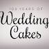 100 χρόνια μόδας στις γαμήλιες τούρτες