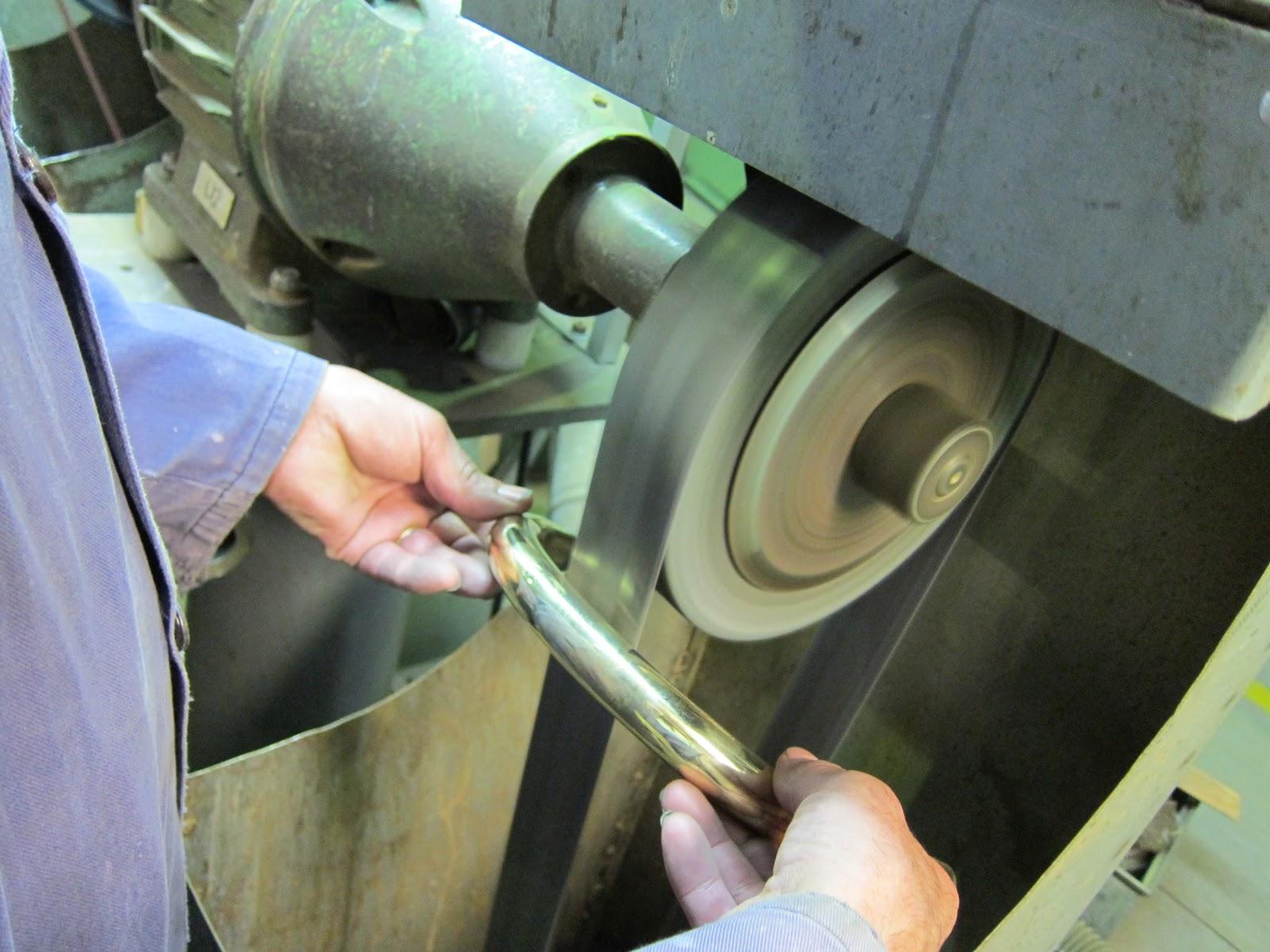 Tube Polishing Amp Tube Finishing Machines Ml30 Faucets