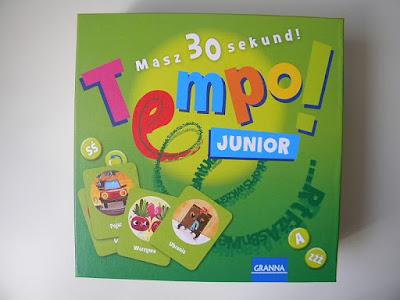 Granna: Tempo Junior, recenzja.