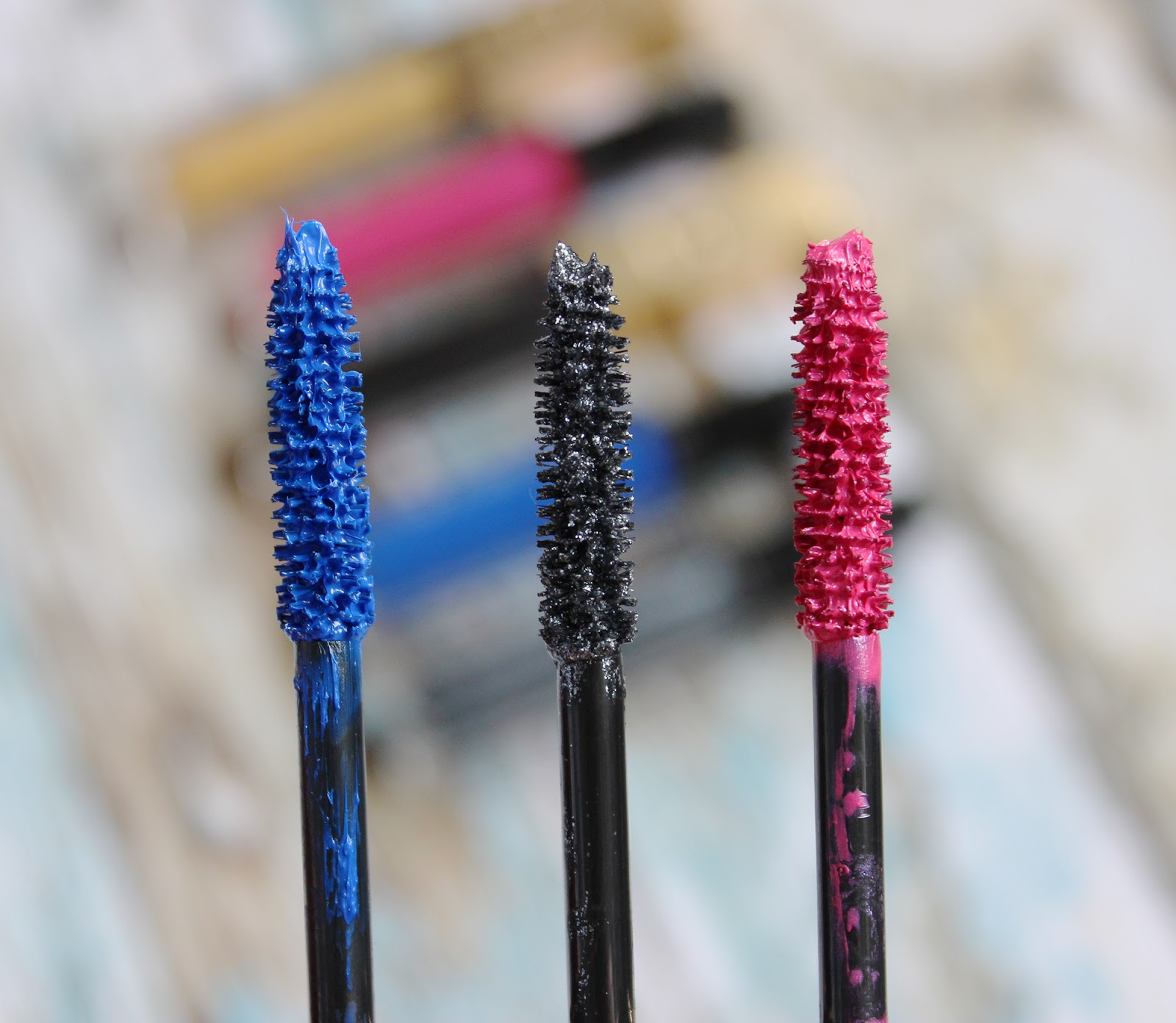 YSL Vinyl Couture mascaras review