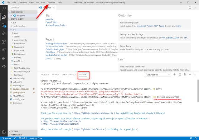 ASP.NET Core DB