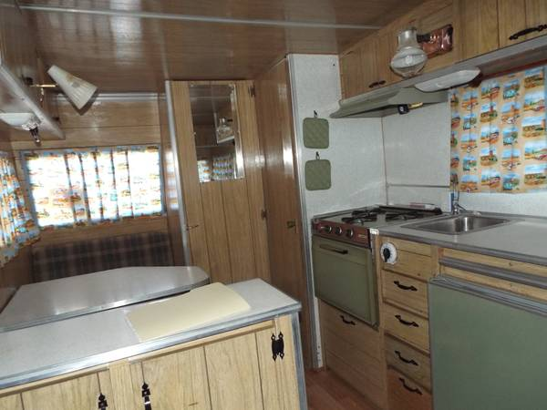 Vintage Trailer 1968 Aristocrat Land Commander Rv Amp Camper