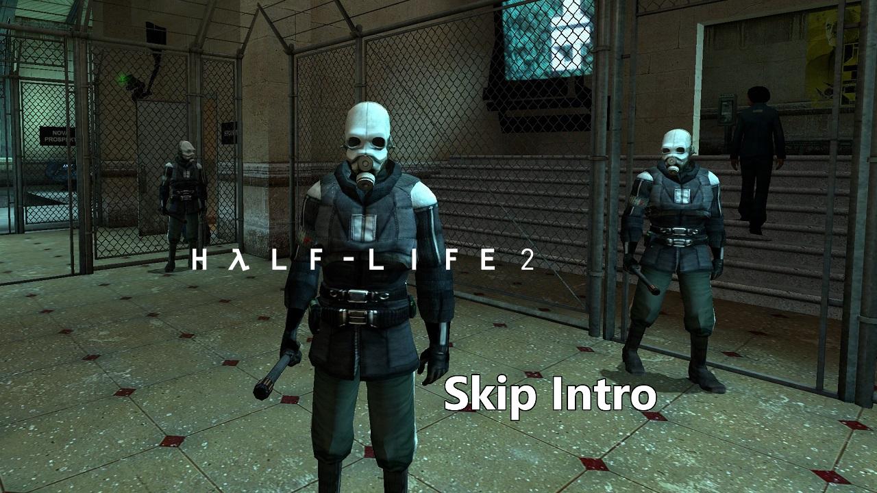Half-Life 2 | Saltare il filmato del logo iniziale