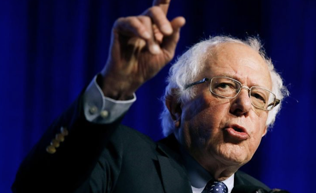 Sanders says he's a millionaire, vows Tax Day release of his returns