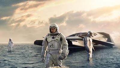 Film fiksi ilmiah Teori Relativitas Waktu terbaik