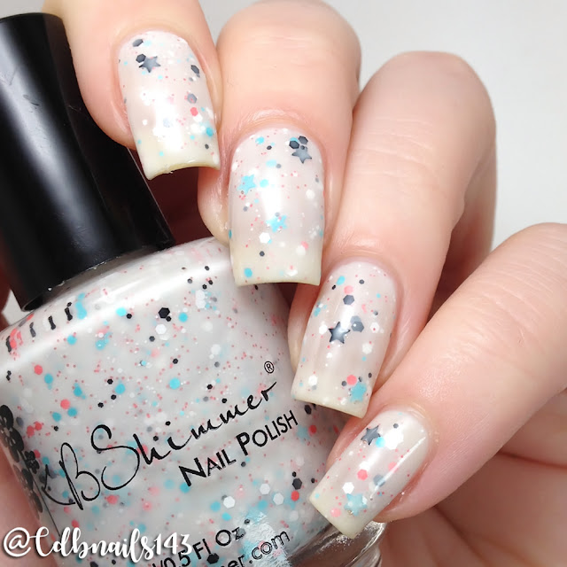 KBShimmer-Starfishing For Compliments