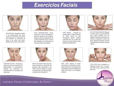 Exercicios Faciais