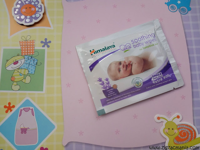 Himalaya Soothing Baby wipes - Full view