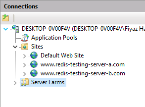 ASP NET Session State Management with Redis (Local Server