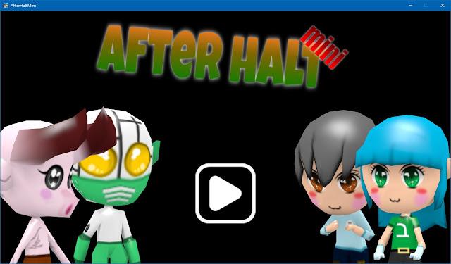 After Halt Mini By Croben
