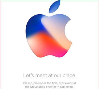آبل ترسل الدعوات لوسائل الأعلام  و الكشف عن آيفون 8 في 12 سبتمبر