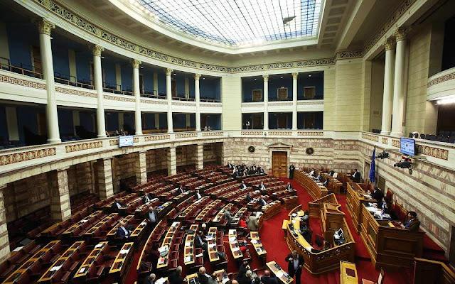 Τα «μυστικά» και η αριθμητική της διαδικασίας στη Βουλή