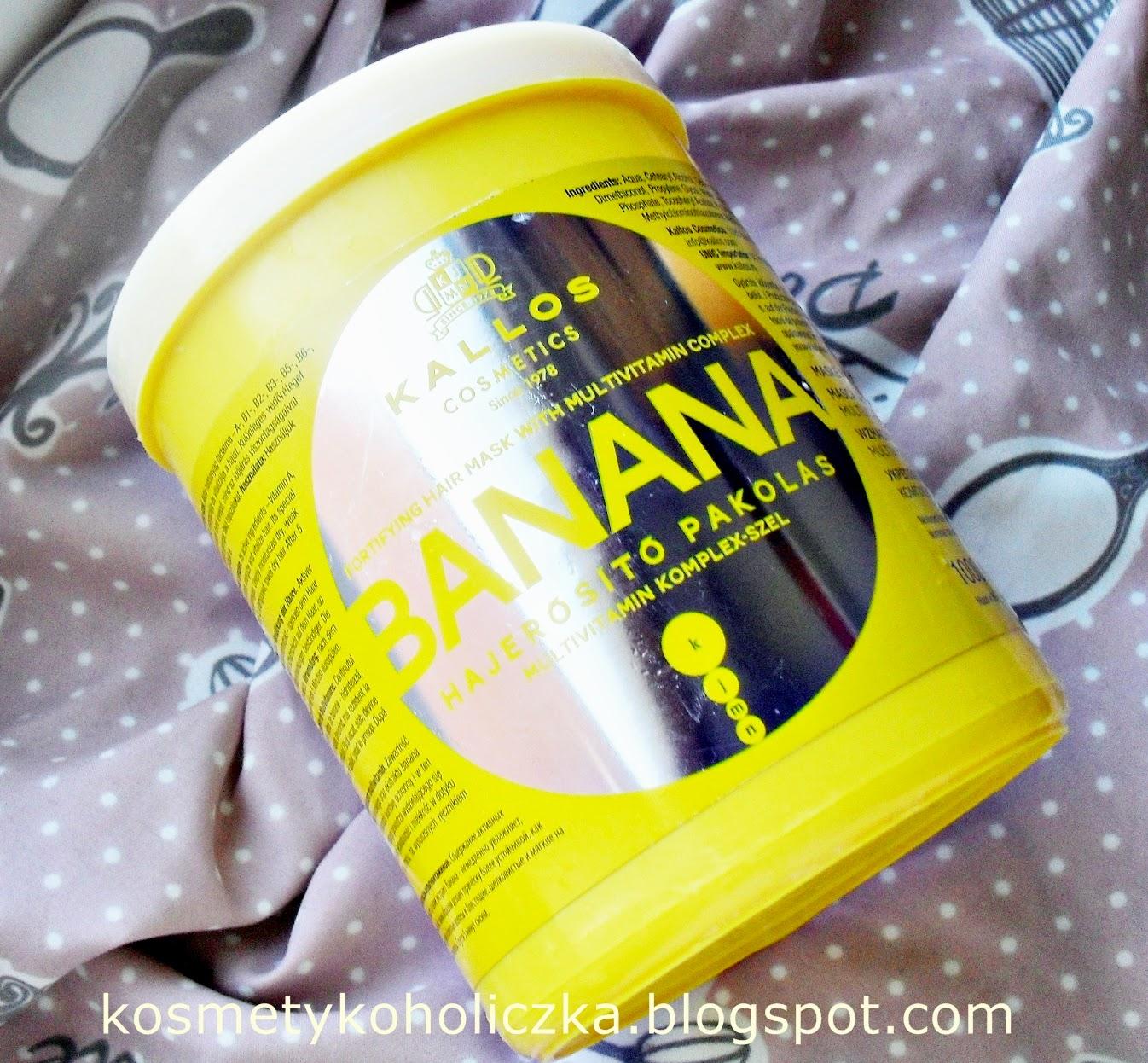 Bananowe Love? | Kallos Banana