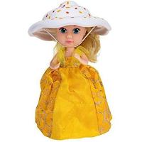 Une poupée princesses parfumée qui devient un cupcake