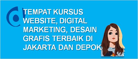 Kursus Desain Grafis dan Internet Marketing Jakarta Depok Tangerang