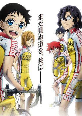 Yowamushi Pedal season 3