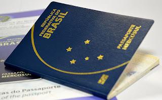 Posto de emissão de passaporte