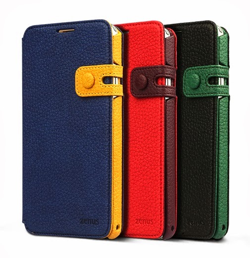 Color Edge Diary Case