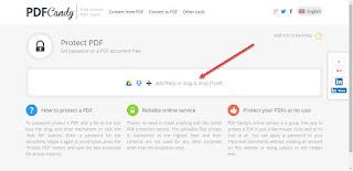 Tips Mudah Menambahkan Password Pada File PDF Tanpa Menggunakan Soffware Terinstall!