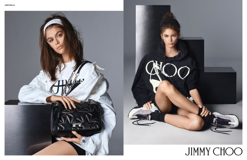Jimmy Choo Spring/Summer 2019 Campaign