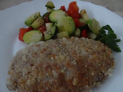 Warzywa duszone z ryżem