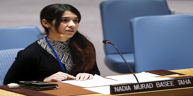 جدل في العراق بسبب زيارة الناشطة الكردية الأزيدية نادية مراد إلى إسرائيل