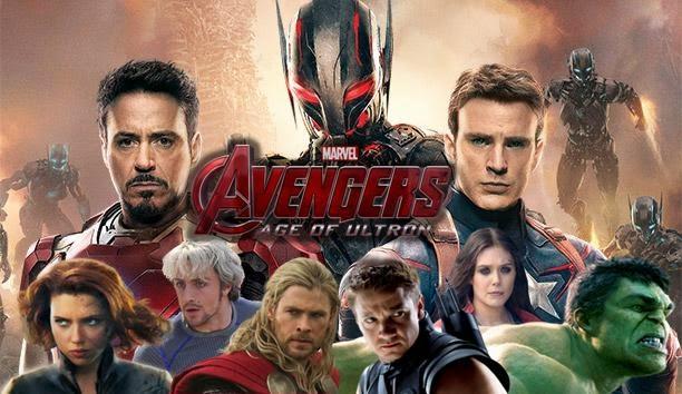 Los Vengadores, La Era de Ultrón, Trailer oficial - estreno 25 de abril