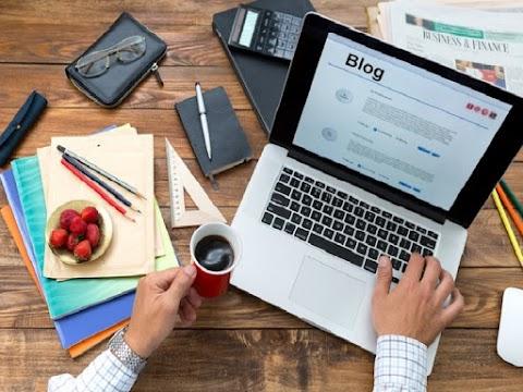 Ini alasan kenapa kamu harus ngeblog !