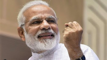 Modi turns 68, will celebrate his 68th birthday in his constituency of Varanasi on September 17