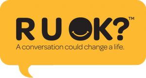 National R U OK? Day - A conversation could change a life.