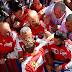 Helmut Marko acredita que a Red Bull ajudou a Ferrari a ganhar em Melbourne