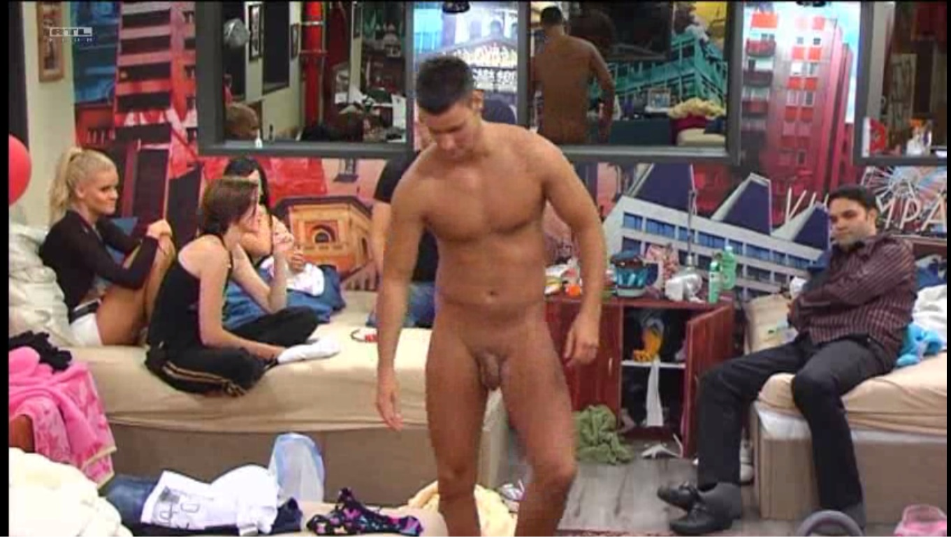 Big Brother Naked Male