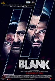 Download Blank (2019) Full Movie Hindi HDRip 480p
