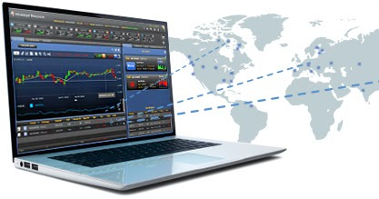 Pamm system for forex trade copier system