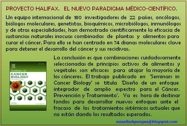 Linus Pauling, ortomolecular, orthomolecular, Medicina, Medicine, medicina celular, cellular medicine, cancer, proyecto Halifax, Keith Block, Integrative Cancer Treatment, Seminars in Cancer Biology, micronutrientes, micronutrición, nutrición, ciencia