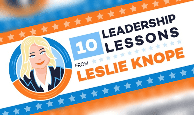 10 Inspiring Leadership Lessons From Leslie Knope