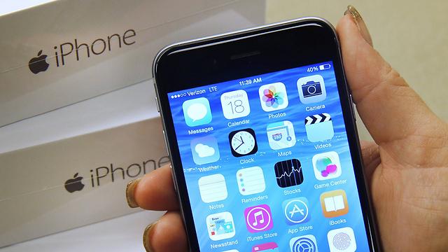Iphone 6 non trovo dati inseriti