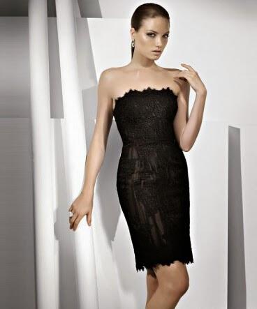 50f9c6158e3 Hvis du er en kvinde, der er glad for utraditionelle stilarter, ville en  cocktail kjole med utraditionelle funktioner være helt velegnet til dig.