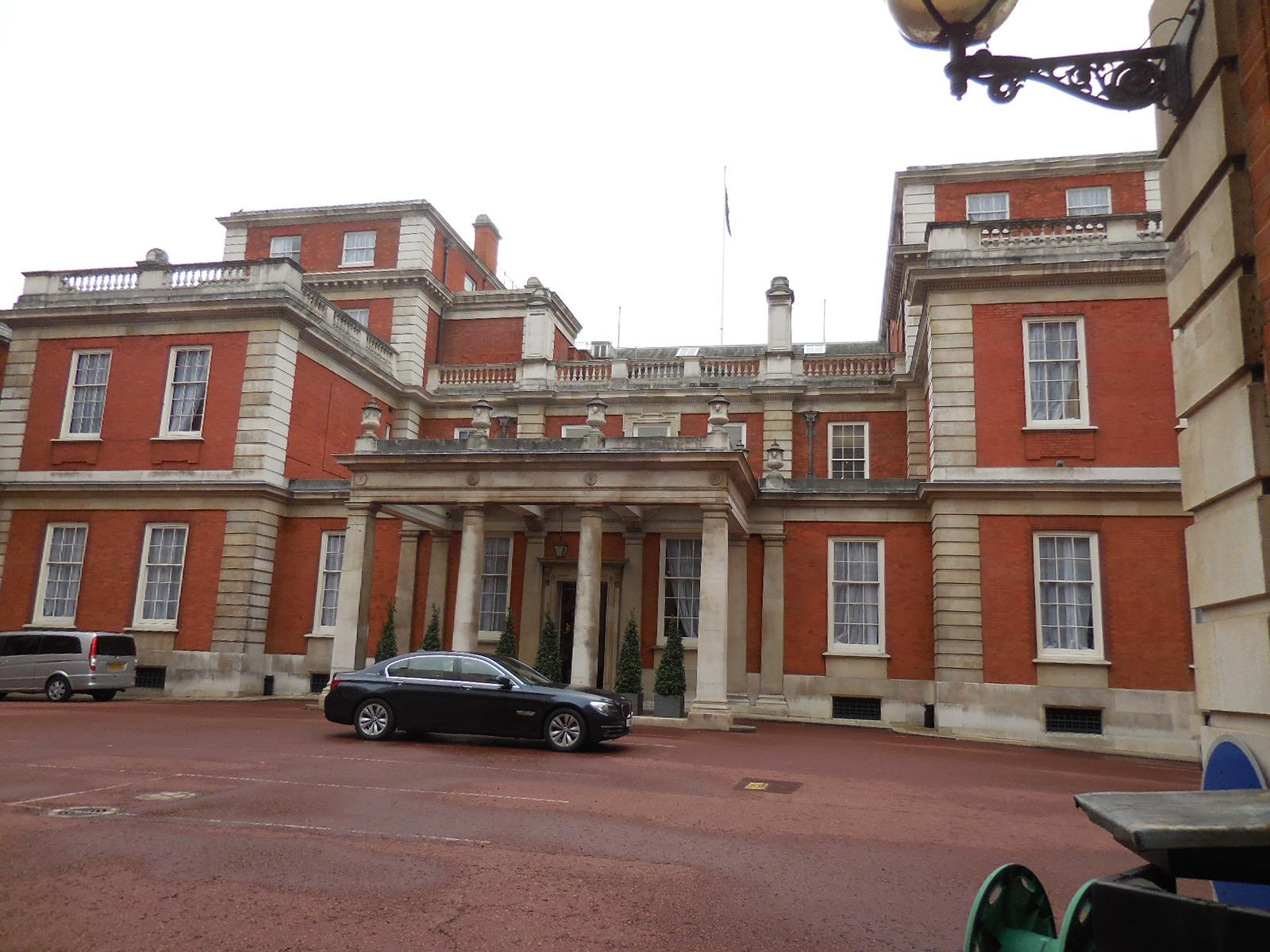 OPEN CITY DAYS: MARLBOROUGH HOUSE – Number One London