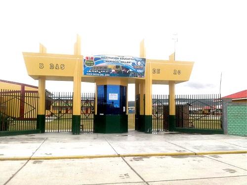 Colegio MARISCAL MILLER - Vicco