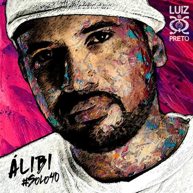 Luiz Preto lança a musica Álibi em homenagem ao Dia dos namorados.