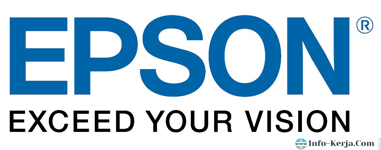 Info Lowongan Kerja Februari 2018 PT.Industri Epson Indonesia