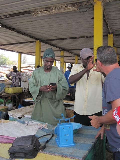 IMG_2972 ▷ Llegada de Pescadores al Puerto de Mbour