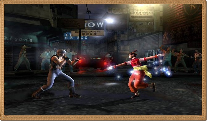 Tekken Tag Tournament PC Games Gameplay