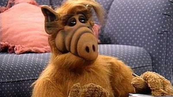 Alf, el extraterrestre de Melmac