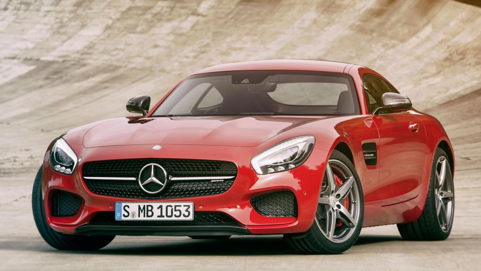 Mercedes-AMG GT: £ 97.210