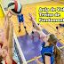 Aula de Voleibol - Treinamento de Fundamentos