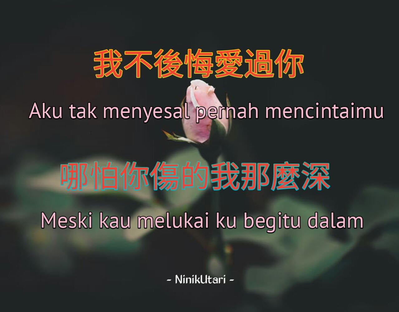 Kalimat Sedih Mengungkapkan Perasaan Hati Dalam Bahasa Mandarin Belajar Mandarin