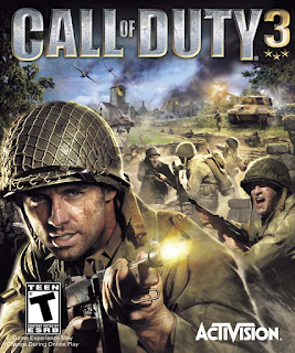 Call of Duty 3 cover 2