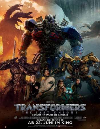 Transformers The Last Knight 2017 Full English Movie Download